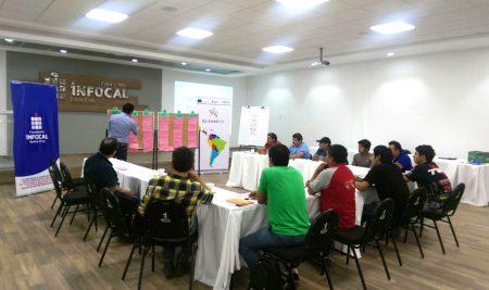 Infocal Santa Cruz, dentro del proyecto AL INVEST 5.0
