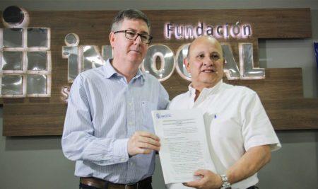 Infocal e Itacamba firman convenio de capacitación